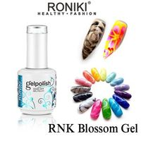RONIKI Blooming Gel,Nail Painting Color Gel,Nail Art Gel,Crystal Nail Art Gel
