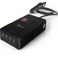 EVVVZ Multi-Function Car Power Inverter T1A
