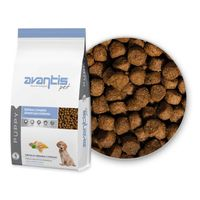 AvantisPet Puppy pet food for puppies with chicken