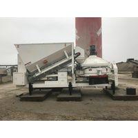 Small but efficient C15-1200 (16m3/h) Mobile Plant