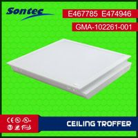 Sontec indoor light fixture ceiling troffer