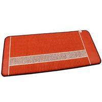 Amethyst biomat far infrared therapy heated tourmaline stone single bed mattress thumbnail image