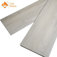 OEM durable waterproof wpc vinyl flooring wood plastic floor covering wholesale cheap pvc plank thumbnail image