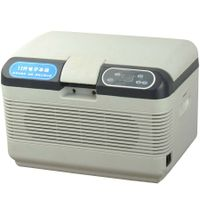 Cooler or Warmer 12V 12L 212A Mini Car Refrigerator /Car Small Refrigerator Dual-Use Refrigerator In