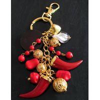 fashion jewelry keychain