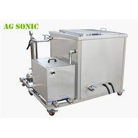 AG SONIC 28kHz Ultrasonic Engine Cleaner / Ultrasonic Cartridge Cleaner With Oil Filter System thumbnail image