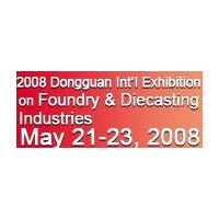 2008 Foundry and Diecasting Industries fair