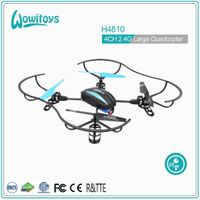 2.4G 4CH 6Axis Professional RC Drone and Quadcopter With 2MP Wide Angle HD Camera