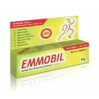 Emmobil (Herbal Ointment Cream)