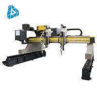 Low Cost Portable Gantry Type Metal Cutting Cnc Flame Plasma Cutting Machine thumbnail image
