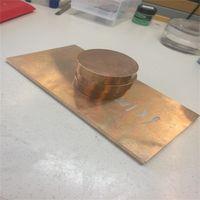 CuCoNiBe Cobalt Nickel Beryllium Copper Plate