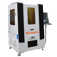 Small Precision Fiber Laser Cutting Machine thumbnail image