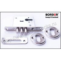 Mortise cylinder lock