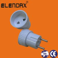 2 pin plug to socket outlet(P8031)