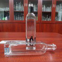 500ml Square Glass Bottles