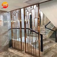 New Popular stainless steel custom decorative 3d hotel reflective Stainless steel ceiling tile thumbnail image