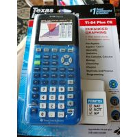 New TI-84 Plus CE Graphing Calculator