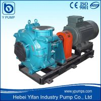 Driect Drive Slurry Pump in mining industry
