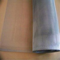 Galvanised Wire Mesh Used For Window Screen