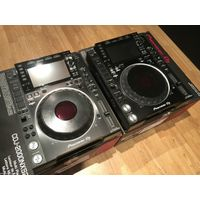 2 unit of pioneer cdj 2000nxs2 and djm 900 nxs2