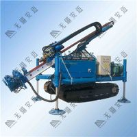 Fully Hydraulic Crawler Mounted Anchor Drilling Rig MXL-135D