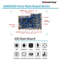 A50 Android AI Main Board for Robotic/ HiFi Speaker 4MIC ARRAY Alexa