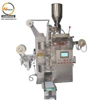Automatic Inner Filter Bag with Envelope Tea Packing Machine thumbnail image