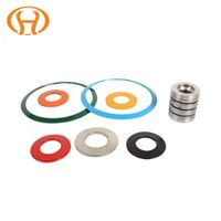 Durable Using Nickel Alloy And Rohs Spring Washer Disc Springs Washer