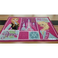 polyamide printed cartoon kids room rug