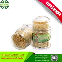 High Quality Cheap Price Bamboo Toothpicks