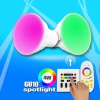 Christmas Decoration Led Spotlight RGB LED Spot Light Wifi Control Led RGBW Spotlight 4W Led Spot Li