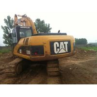 CAT 320D excavator thumbnail image