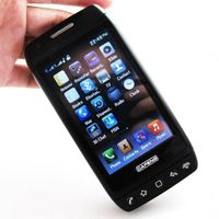 Quadband Dual SIM Slide Qwerty Touch Screen With WiFi and TV Mobile Phone thumbnail image