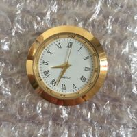 standard 37mm metal insert clock fit up