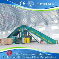 YM-WX300 Cardboard Baling Press Machine,Cardboard Baler