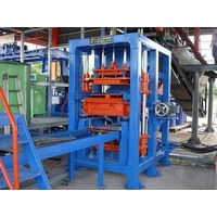 Concrete Block Machine SILVER-660