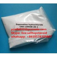 Sex Enhancement White Powder Dapoxetine Hydrochloride to Treat Depression 129938-20-1