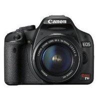 CANON EOS REBEL T1I 15.1MP CMOS DIGITAL SLR CAMERA W/EF-S 18-55MM LEN thumbnail image