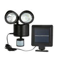 22led Solar Motion Sensor Light for Outdoor Security
