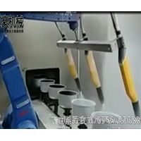 Robotic UV Lacquer Automatic Spray Painting Line thumbnail image