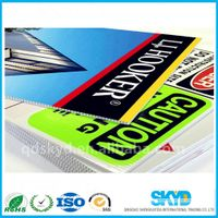 pp corrugated board for advertising sign coroplast sheets