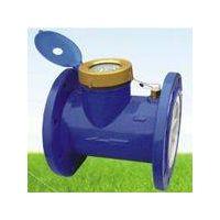 Large caliber water meter