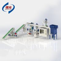 High Quality E-waster PCB Recycling Machine