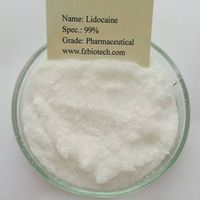 Low price bulk Lidocaine powder Lidocaine