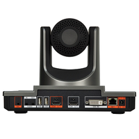 12X PTZ Camera with Conference Codec