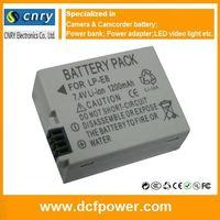 LP-E8 battery for Canon EOS 550D 650D Rebel T2i T3i T4i T5i LP-E5 LP-E4 LP-E12 thumbnail image
