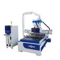 ZICAR CR4 CNC Router Woodworking Machinery