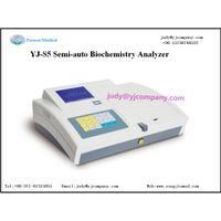 YJ-S5 Semi-auto Laboratory Clinical Biochemistry Analyzer