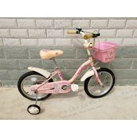 Great quality strong kids bike with training wheel/best sell new design children bike for girls-jd51