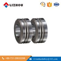 RO Rt Fo Pr Type Cemented Tungsten Carbide Roller for Guide Wire Milling
